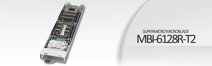 MicroBlade Module MBI-6128R-T2