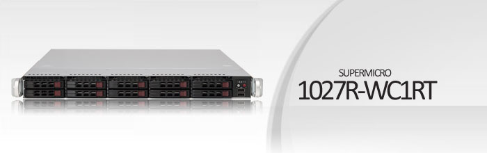 SuperServer 1027R-WC1RT