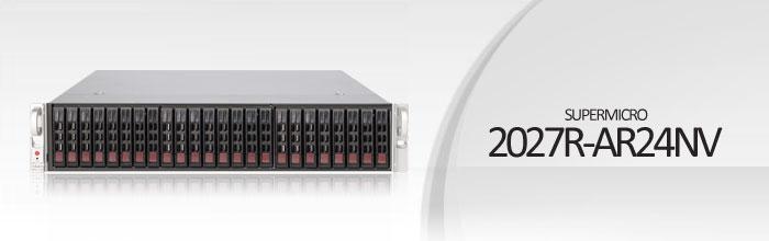 SuperStorage Server 2027R-AR24NV