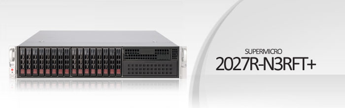 SuperServer 2027R-N3RFT+
