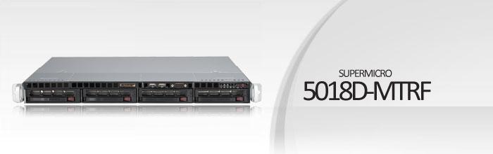SuperServer 5018D-MTRF