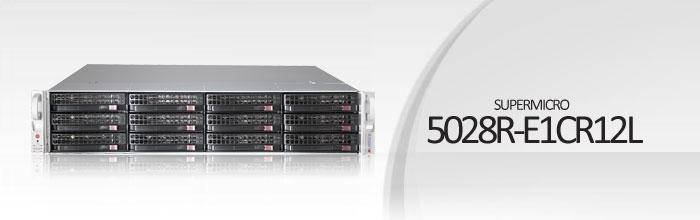 SuperStorage Server 5028R-E1CR12L