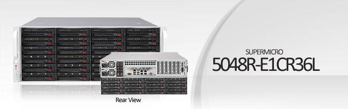 SuperStorage Server 5048R-E1CR36L