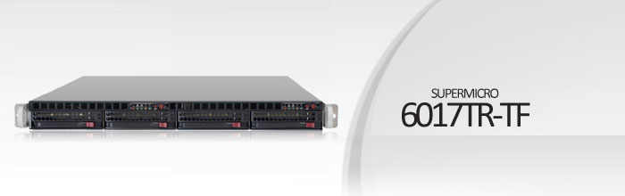 SuperServer 6017TR-TF