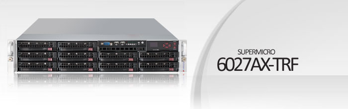 SuperServer 6027AX-TRF