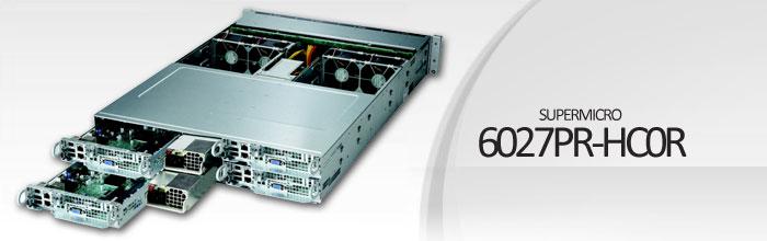 SuperServer 6027PR-HC0R