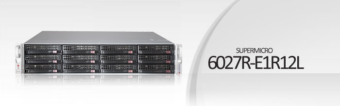 SuperStorage Server 6027R-E1R12L