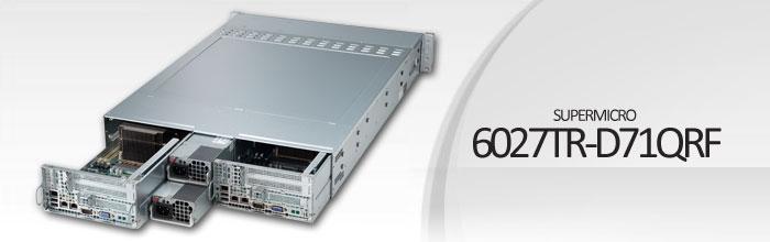 SuperServer 6027TR-D71QRF