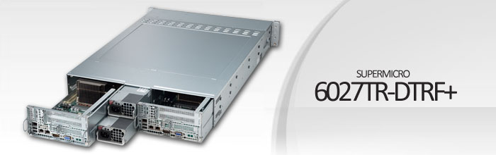 SuperServer 6027TR-DTRF+