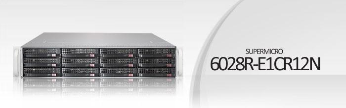 SuperStorage Server 6028R-E1CR12N