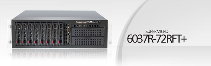 SuperServer 6037R-72RFT+
