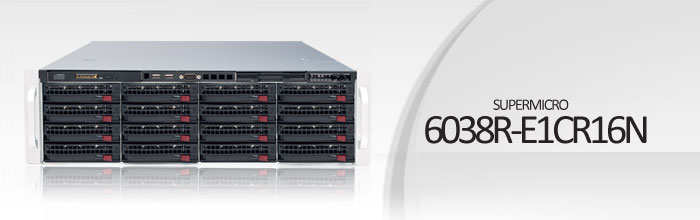 SuperStorage Server 6038R-E1CR16N