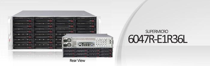 SuperStorage Server 6047R-E1R36L
