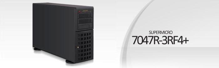 SuperWorkstation 7047R-3RF4+