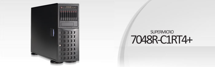 SuperServer 7048R-C1RT4+