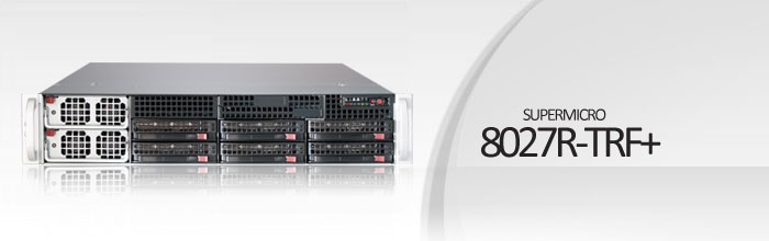 SuperServer 8027R-TRF+
