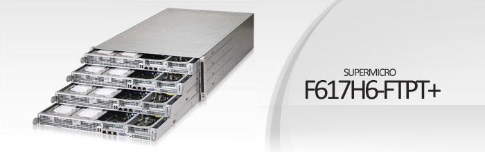 SuperServer F617H6-FTPT+