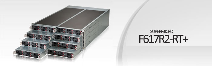 SuperServer F617R2-RT+