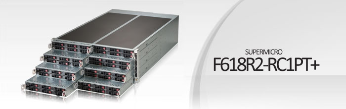 SuperServer F618R2-RC1PT+